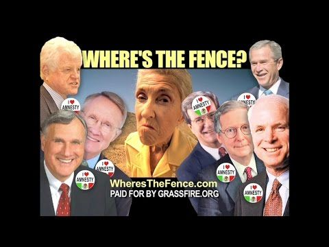 Where's The Fence: Lydia Names Names - YouTube