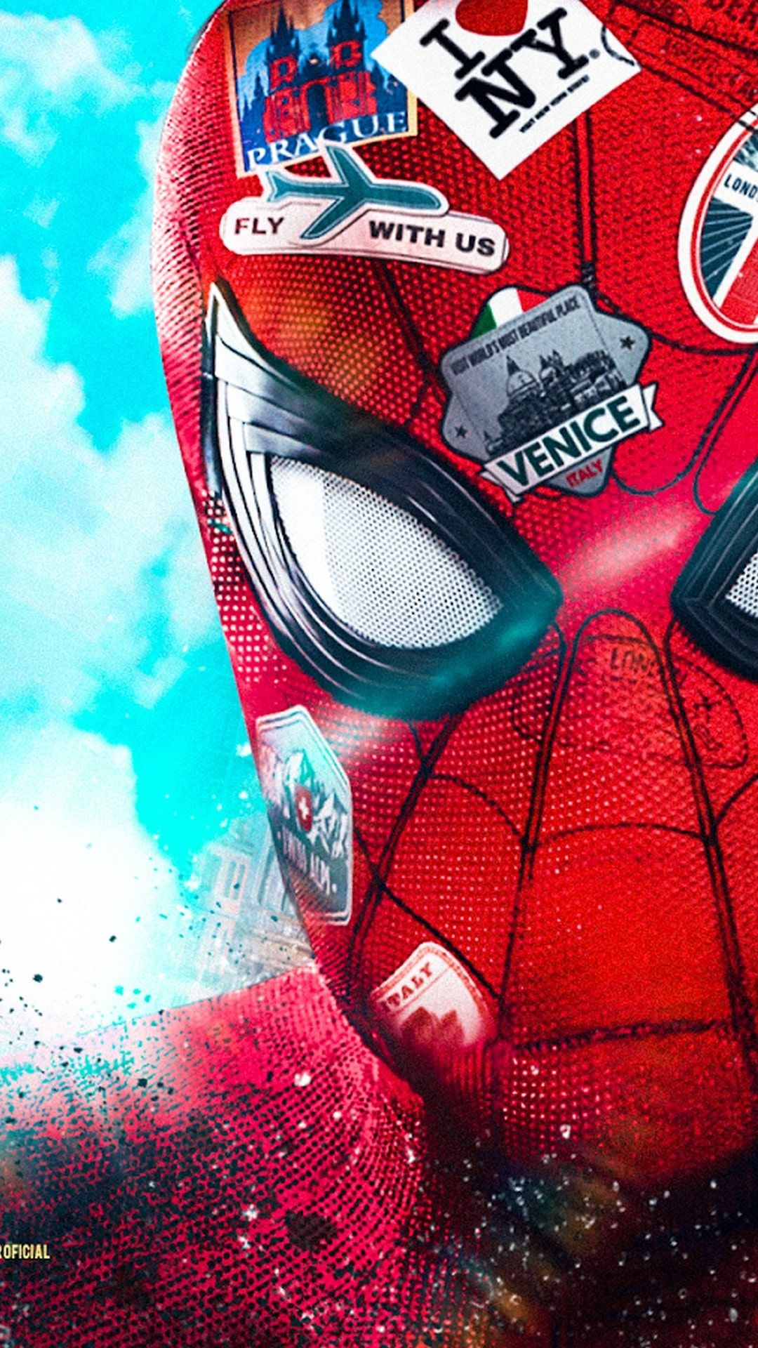 SpiderMan Far From Home HD Wallpapers