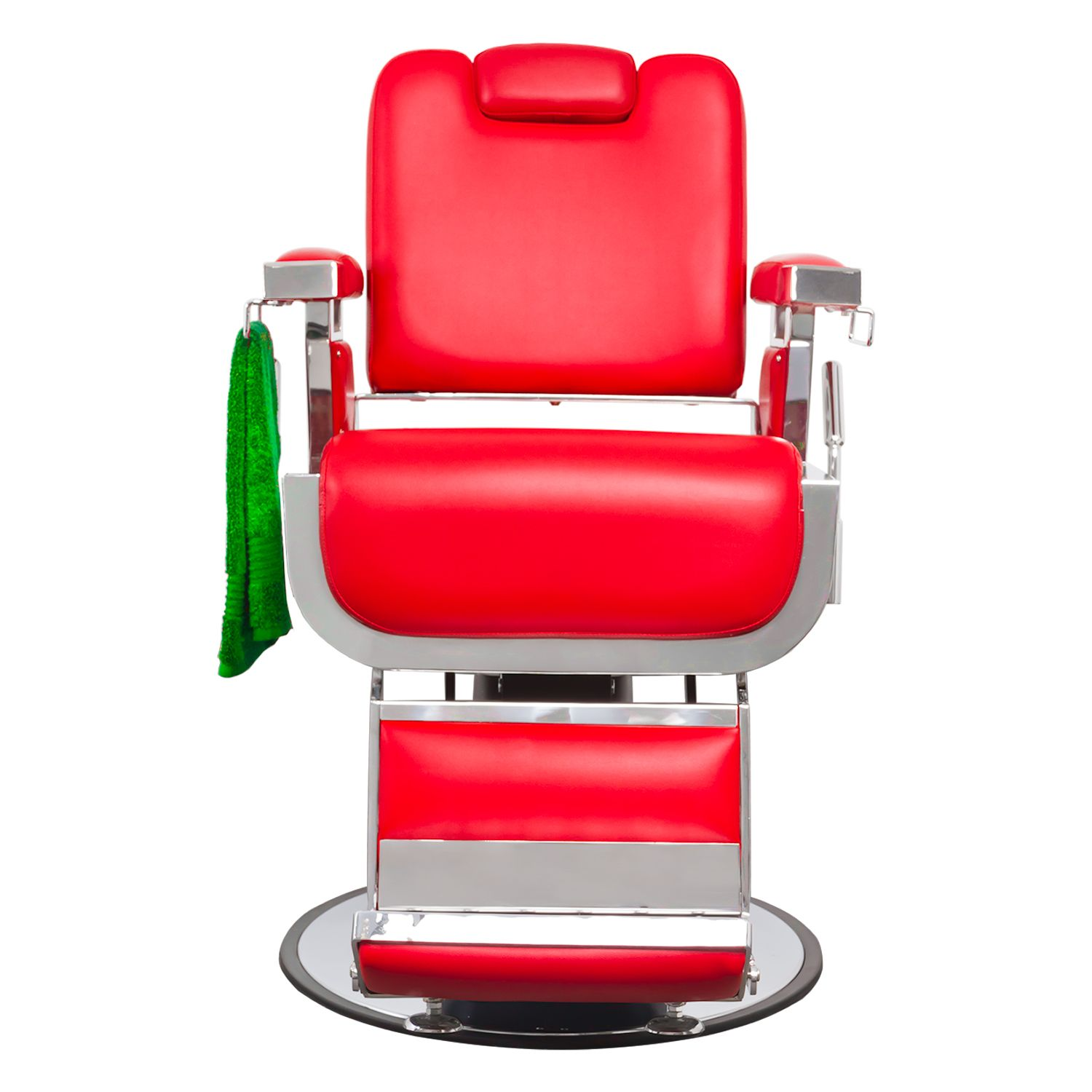 Pibbs 661 Seville Barber Shop Chair With Free Anti Fatigue Mat