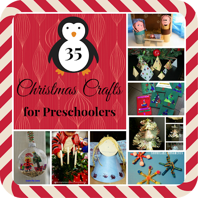 Mama Pea Pod: {35+ Christmas Crafts for Preschoolers} trying this at www.smartboardideas.com