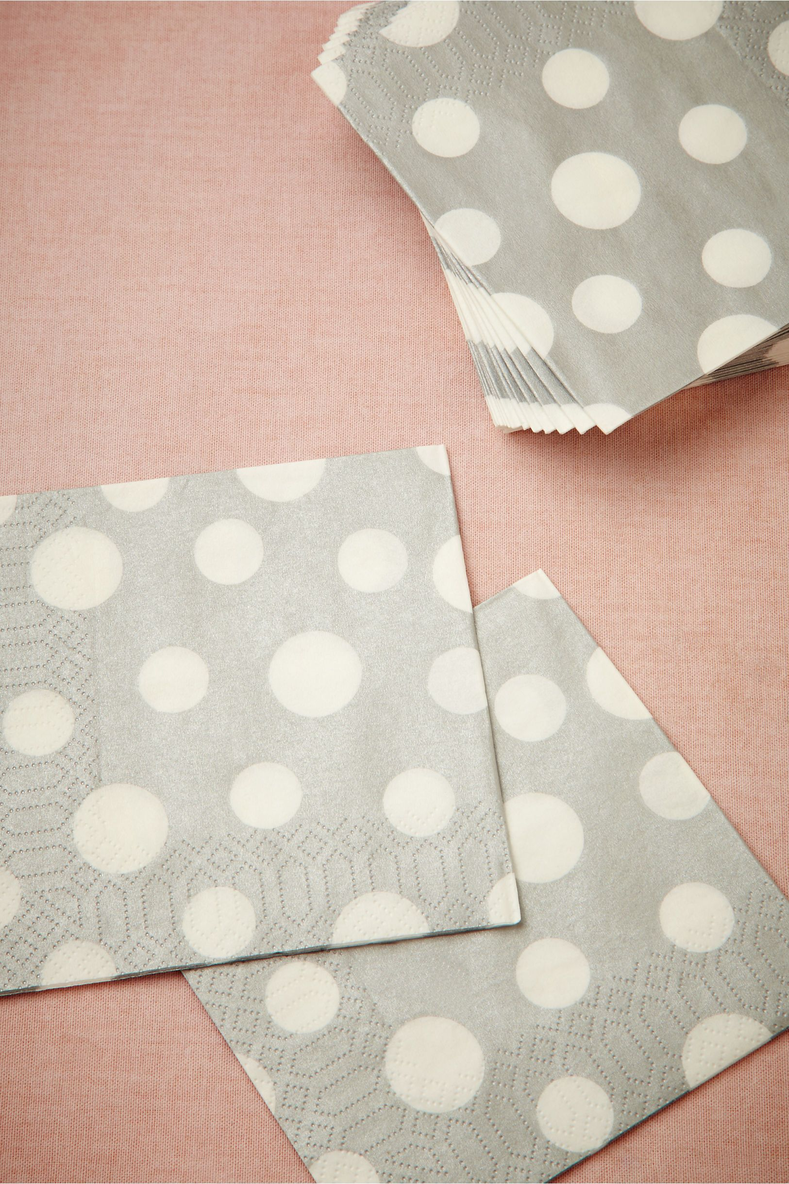 Full Circle Cocktail Napkins from BHLDN