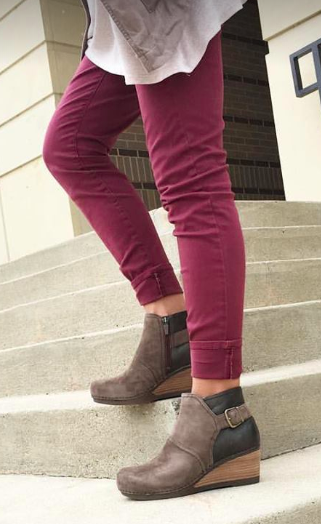 6a88f14e39c5 Dansko Ankle Boots Review  5 Reasons to Love the Shirley Bootie ...