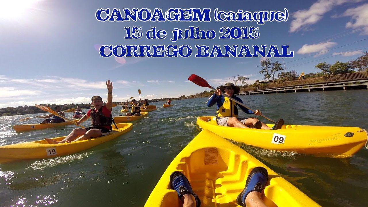 Imagem relacionada imagens) Caiaque, Canoagem, Brasilia