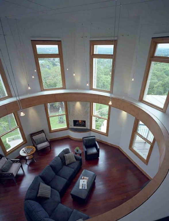 Design Ideas With Elements Of Modern Living Room And A Round Circle On The Interior Living Room Ideas Home Modern Living Room Interior Living Room Interior