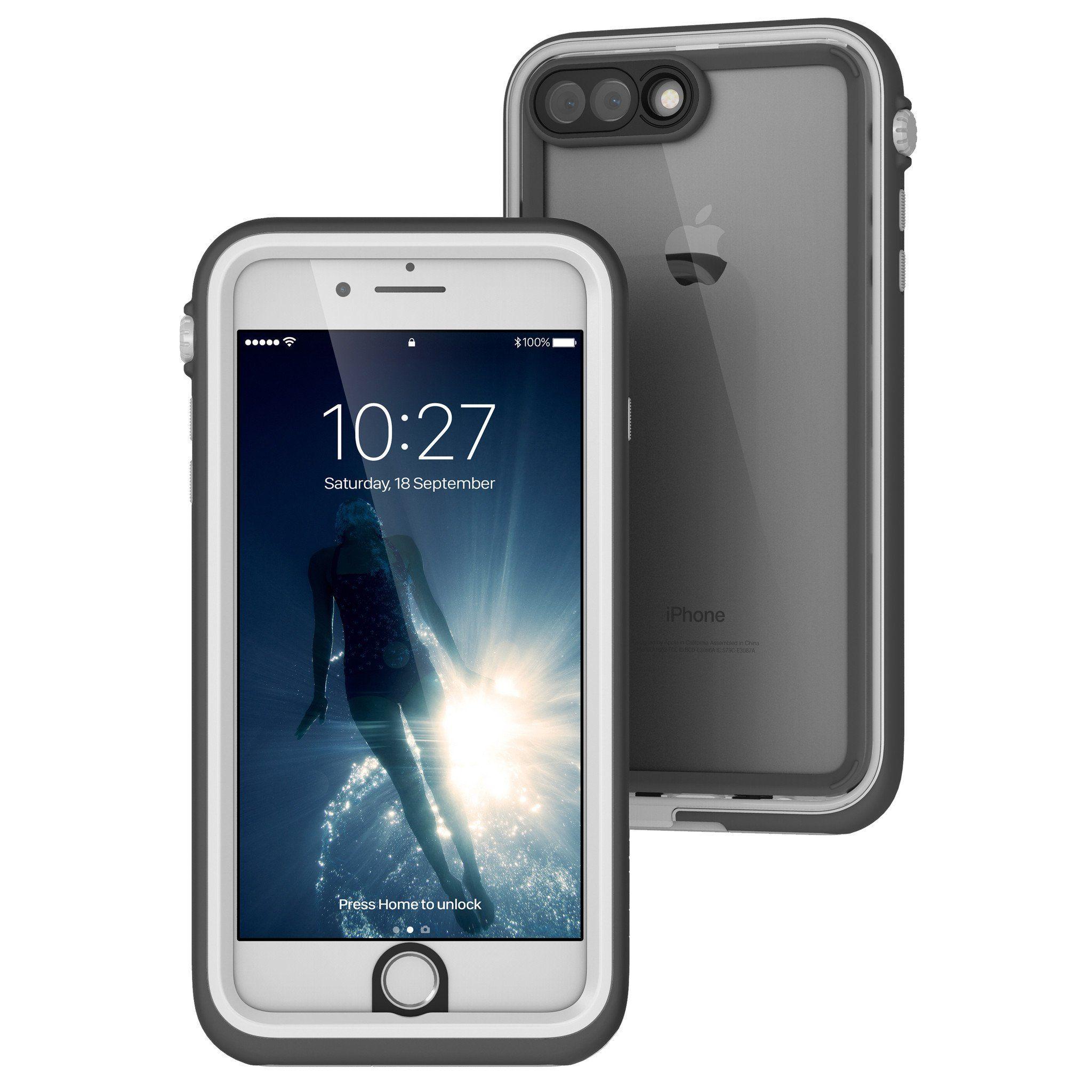 Catalyst waterproof case for iphone 8 plus 7 plus