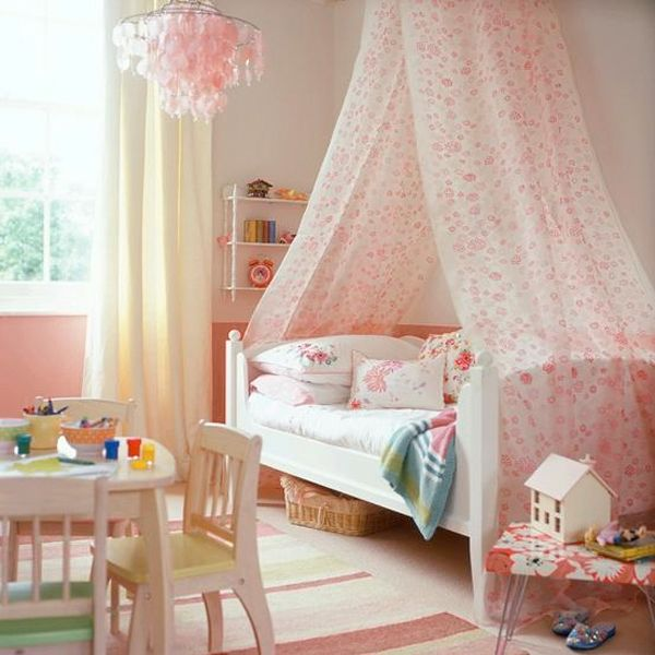 Charmant Love The Look Of This Canopy Bed  Maybe Diy With Vintage Sheets? This Canopy.  Dream BedroomKids ...