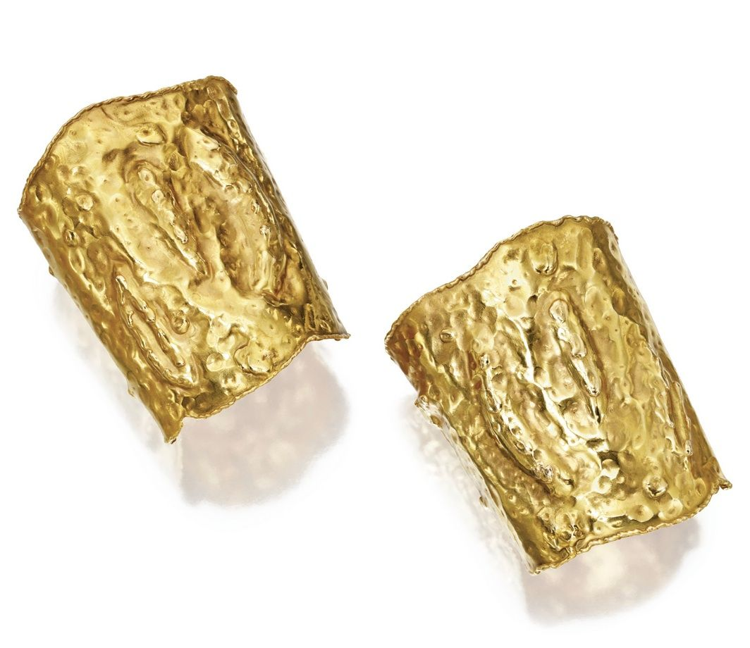 My Top Ten Favorite Pieces of Gold Jewelry Jewels du Jour