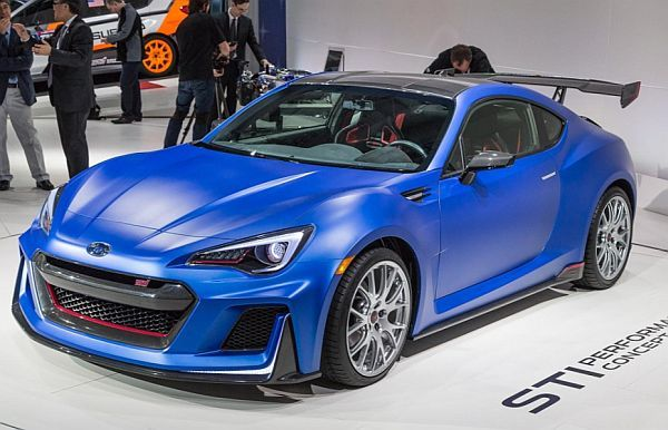 2017 Subaru Brz Sti Review And Specifications Subaru Brz Subaru Brz Sti Subaru