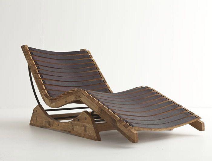 Chaise longue Michele - San Patrignano