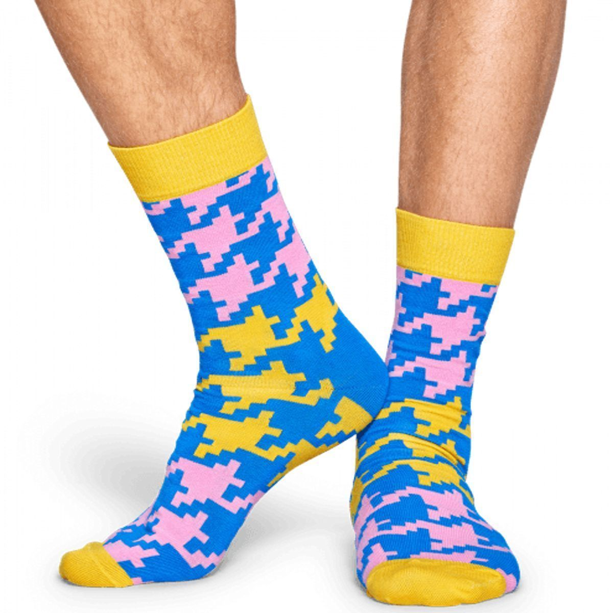 Happy Socks Dogtooth Sock Multi Happy socks, Funky
