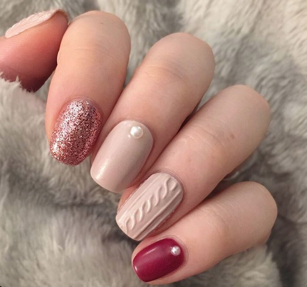 This Is How Nail It! Readers Do Sweater Weather -