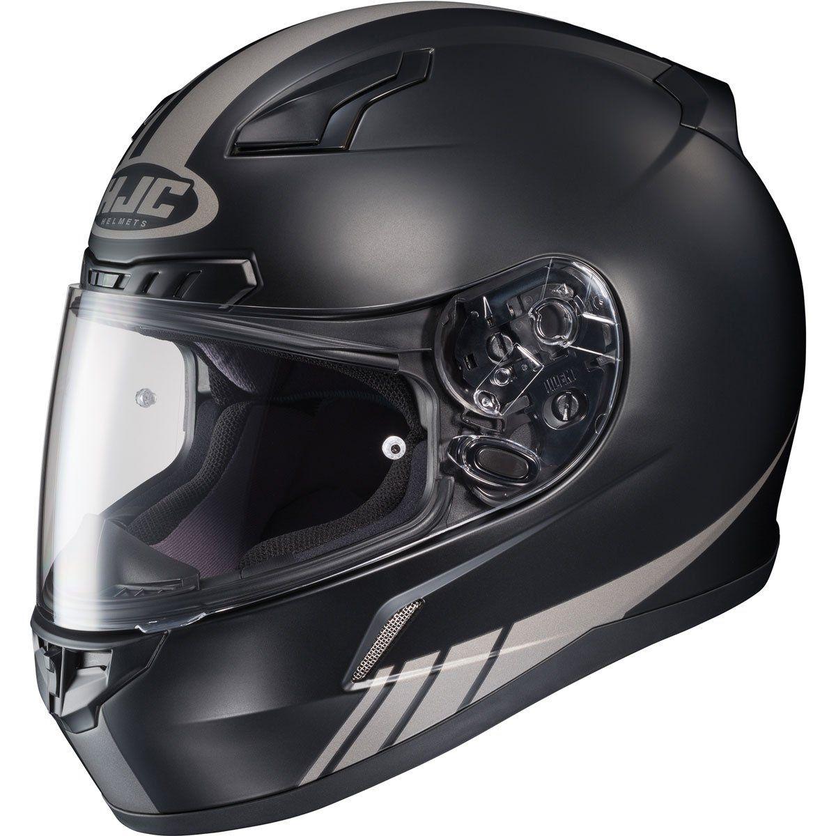 HJC Streamline Men's CL17 Sports Bike Motorcycle Helmet