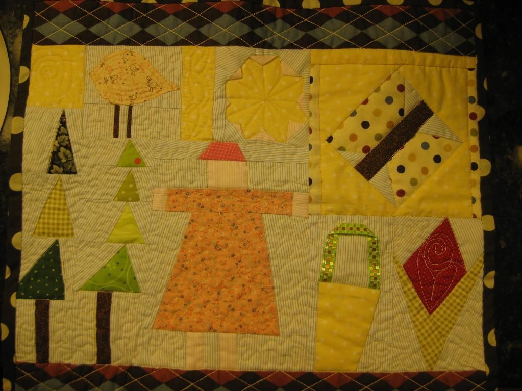 - Little Dolly Quilt