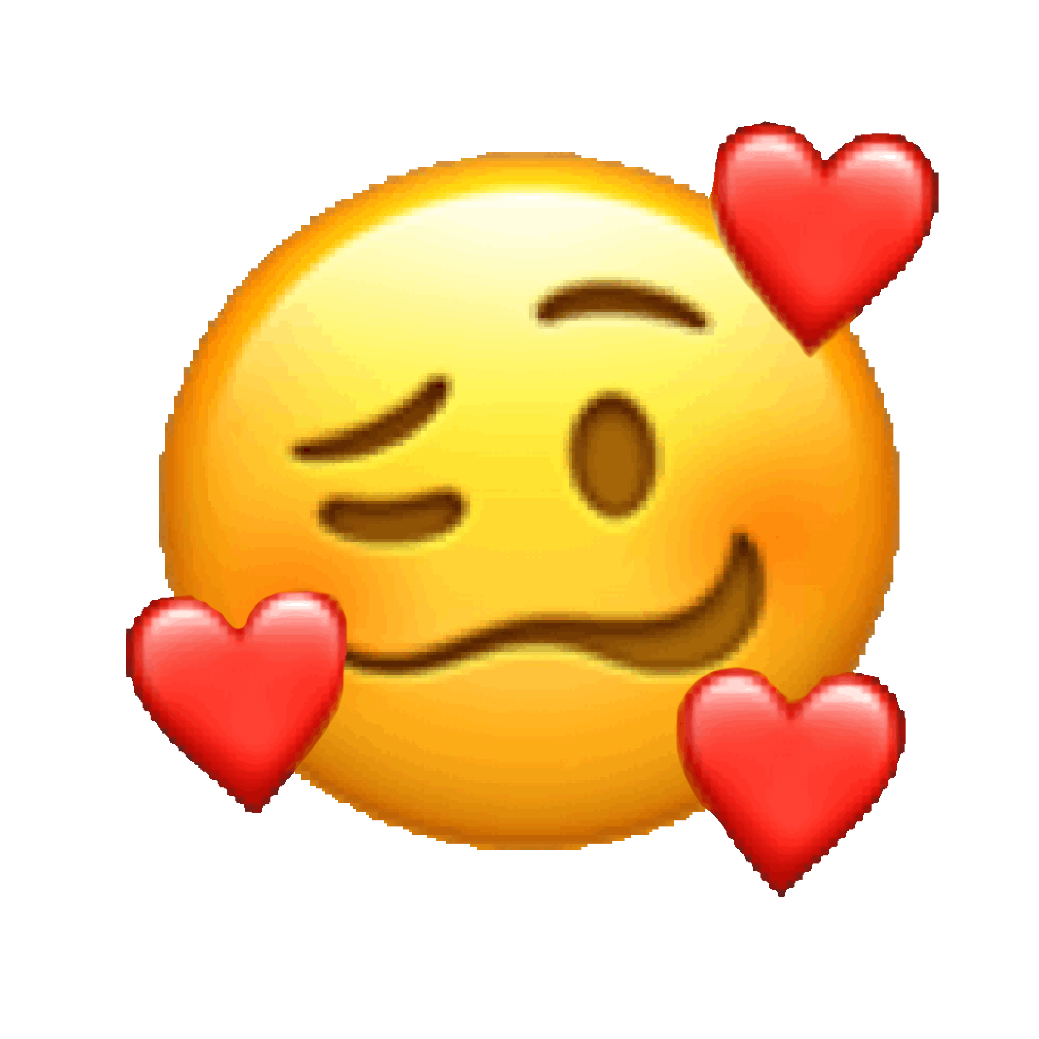 Freetoedit Mixed Emojis Woozy In Love Weird Remixit Emoji Emoji Combinations Image Stickers
