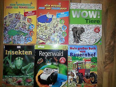 Kinder Bücher 6 Stück Buchpaketsparen25info , sparen25de