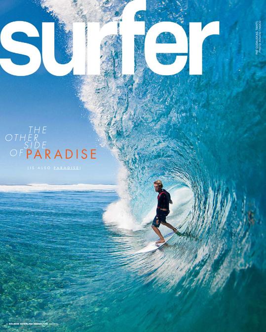 Girls Surfing Wallpaper: Surfer Magazine, Surf Magazin