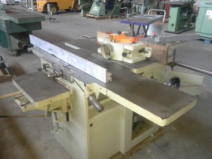 Semi Universal Mini Max 300 para carpintaria