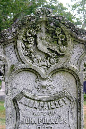 The Meanings Of Common Tombstone Symbols And Icons Pinterest