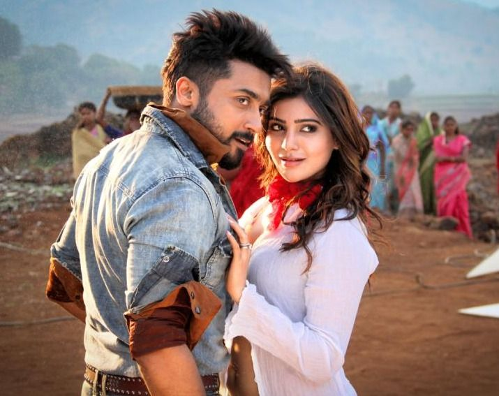 samantha for suriya in 24