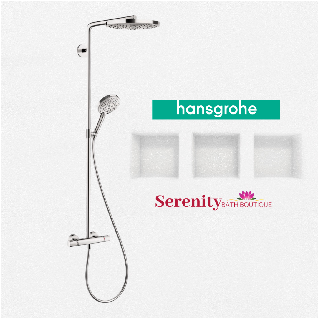 Enjoy More Shower And Bath Components Without The Complicated