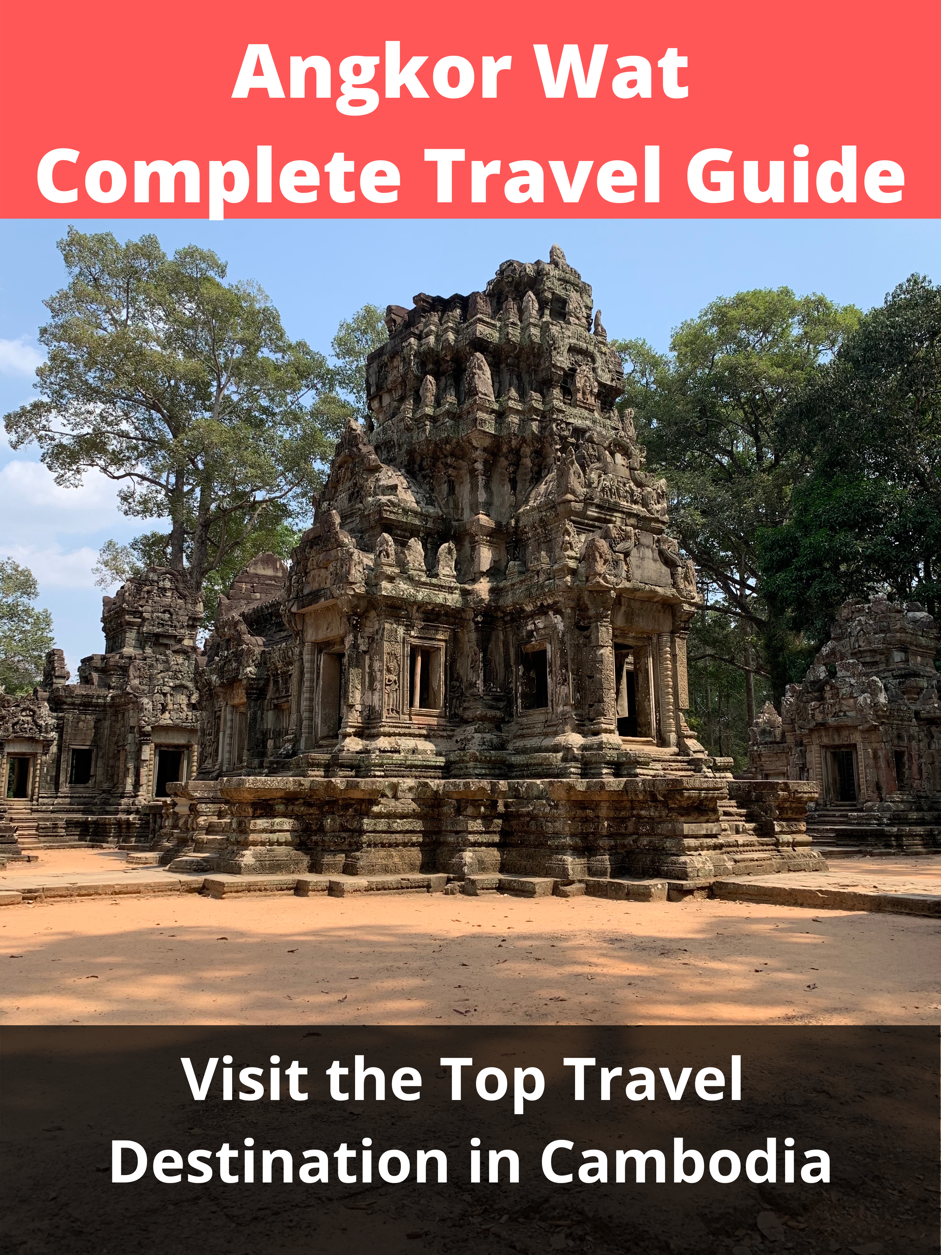 Planning a trip to Southeast Asia? Don't miss Angkor Wat, one of the top Cambodia travel destinations. These beautifully preserved ancient temples will leave you stunned. See our travel guide for all of the details and travel tips on planning a trip. | Cambodia Travel Guides | Cambodia Travel Tips | | Cambodia Travel Destinations | Siem Reap