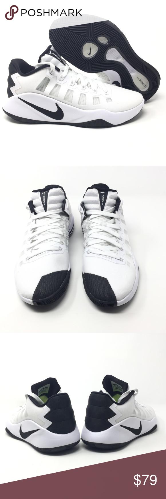 9d3d42dcf988 Nike Hyperdunk 2016 Low Men s Size 10.5 White Blac Nike Hyperdunk 2016 Low  Men s Size