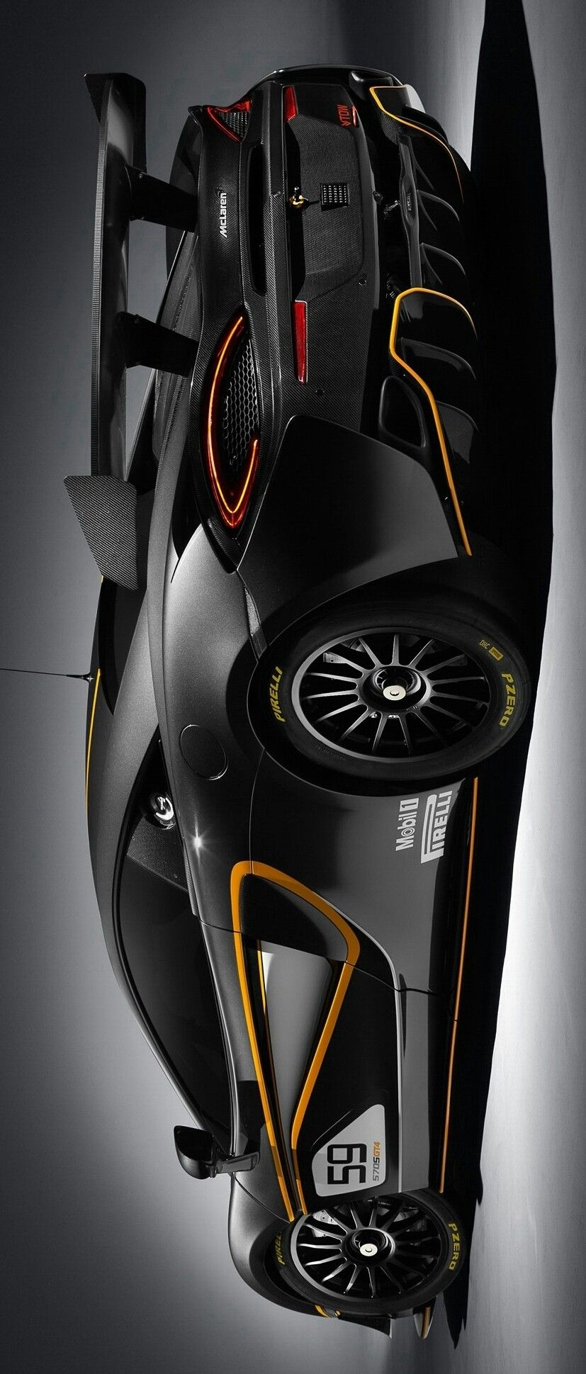 2016 McLaren 570S GT4 by Levon Coches deportivos, Coches