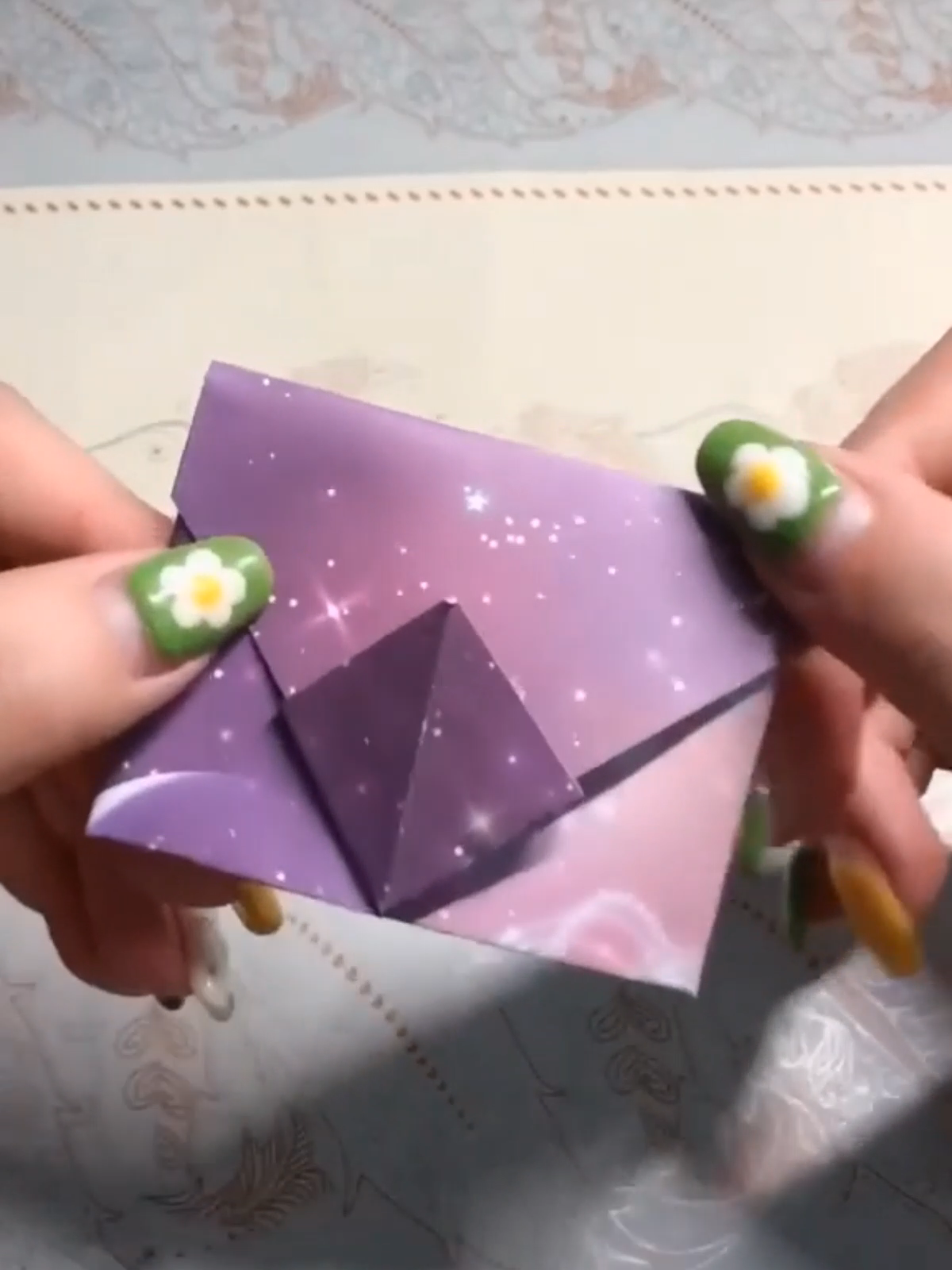Photo of Paper Craft Wallet