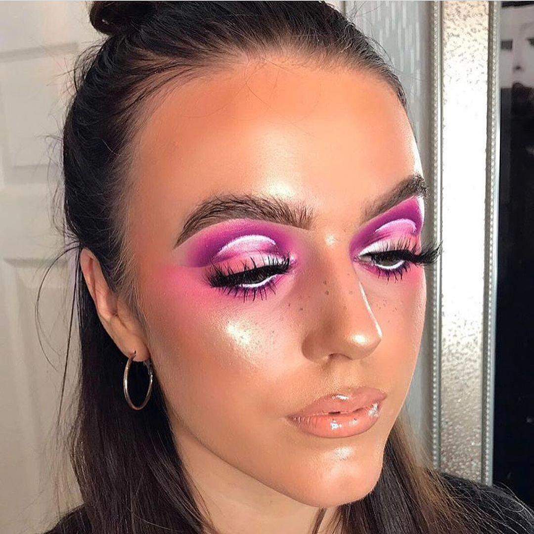 Soft smudged liner eye makeup   Eye makeup, Makeup, Make up