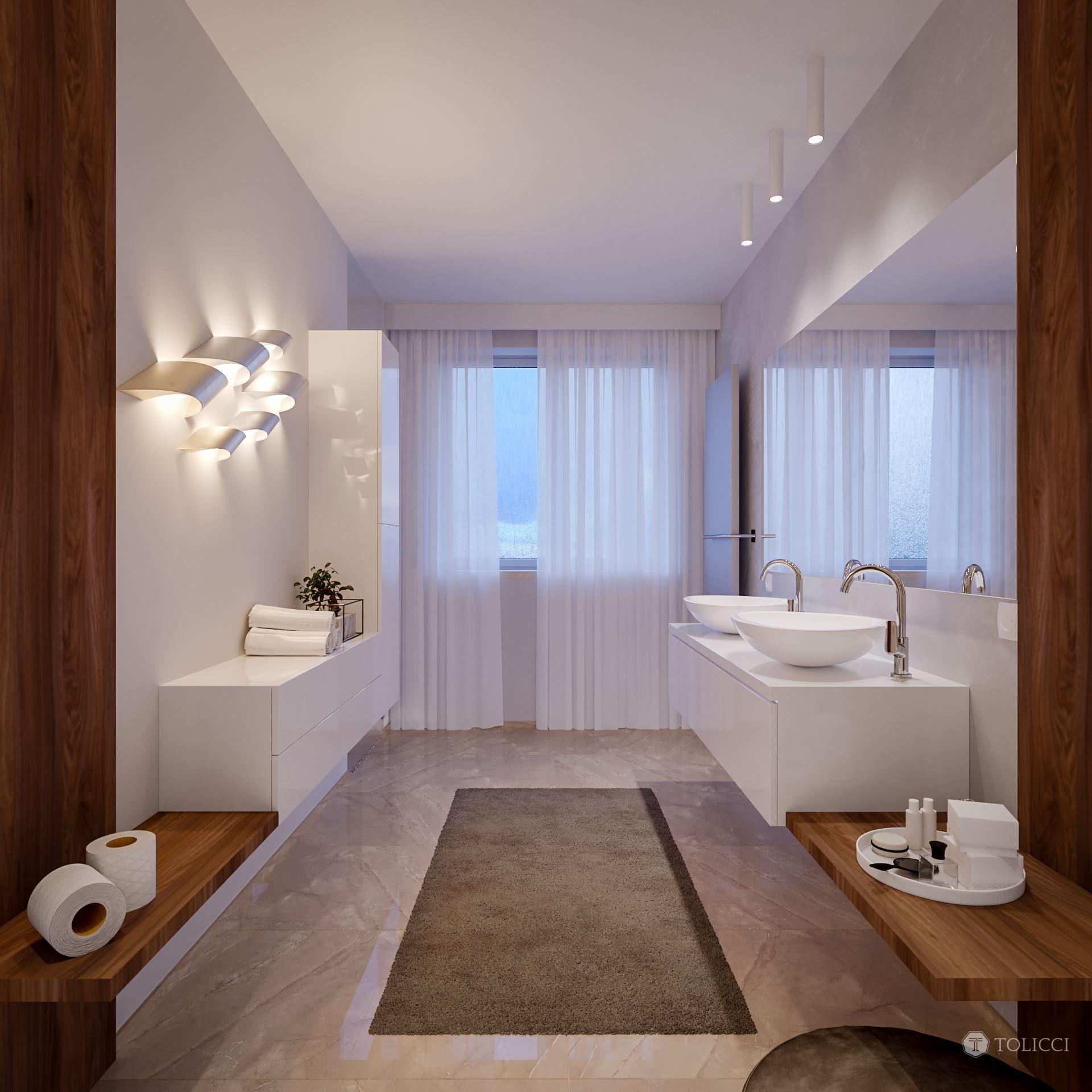 Luxusna Moderna Kupelna, Vana, Umyvadlo, Taliansky Dizajn, Bath, Washbasin, Luxury