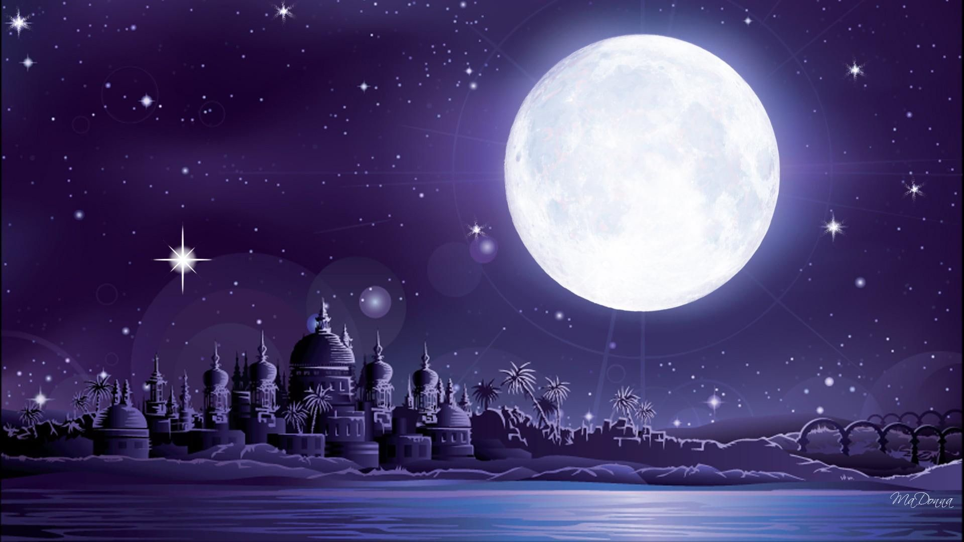City Of Ancients Firefox Persona Middle East Stars Christmas Water Purple City Moon Widescreen 3d And Abst 1 Wallpaper Snowflake Wallpaper Hd Wallpaper Hd wallpaper panda meditating on moon