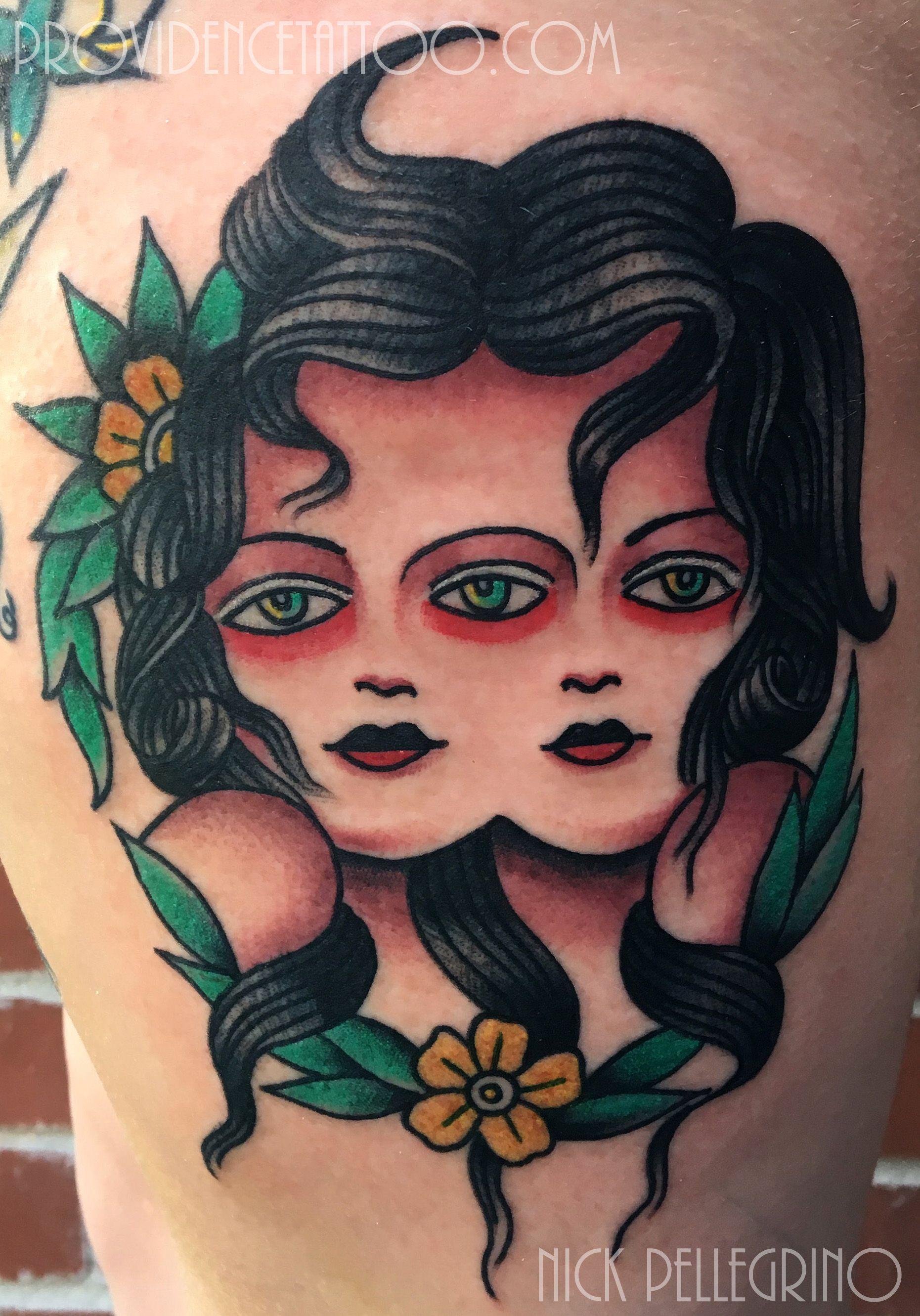tattoo by Nick Pellegrino at Providence Tattoo #nickpelle #nickpellegrino…
