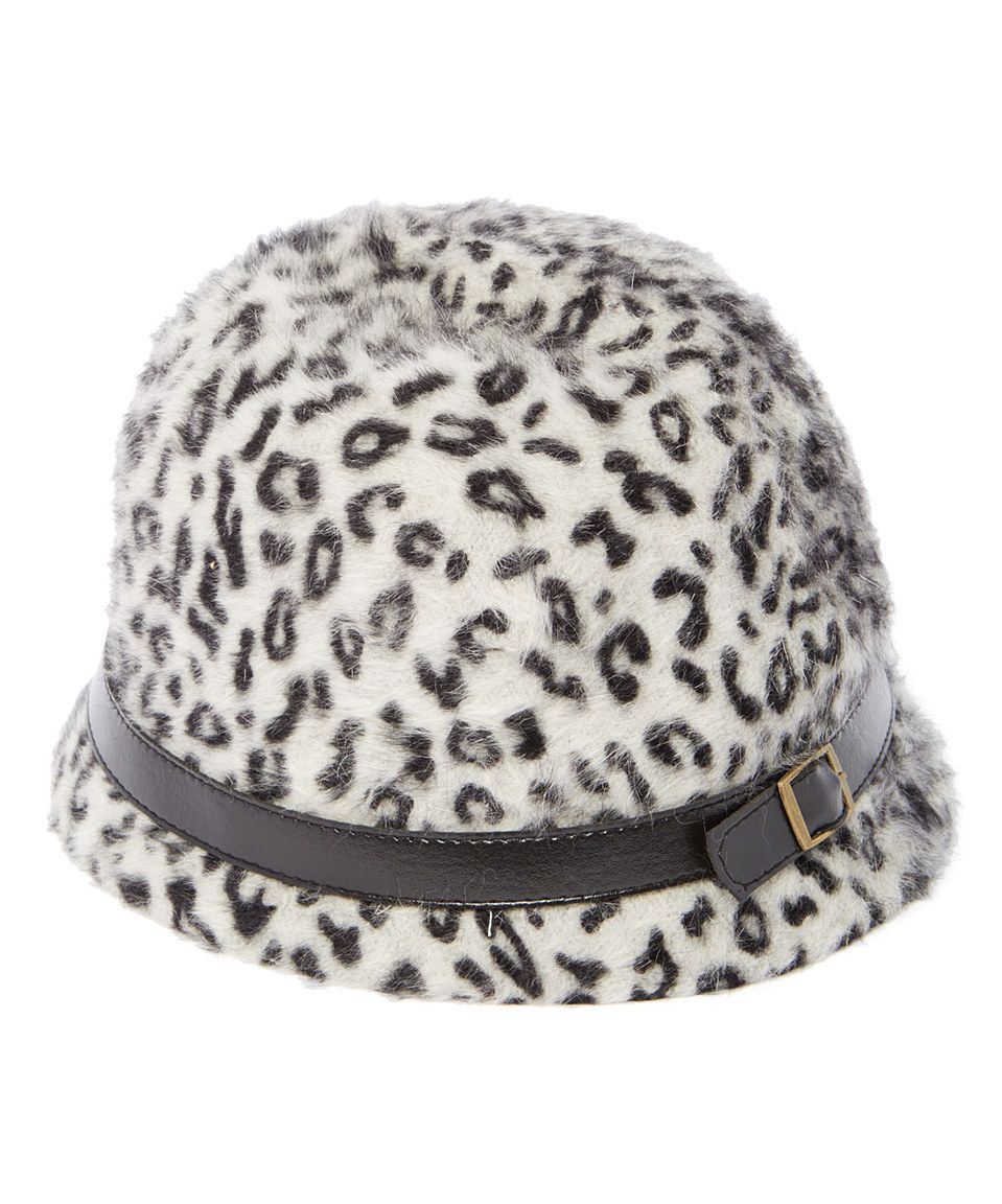 Another great find on #zulily! Something Special Light Gray Animal ...