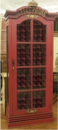 London Telly Phone Booth Wine Cabinet I Ve Always Wanted A In My Kitchen Bc It Brings Back Memories Of Stories From Mom S Childhood