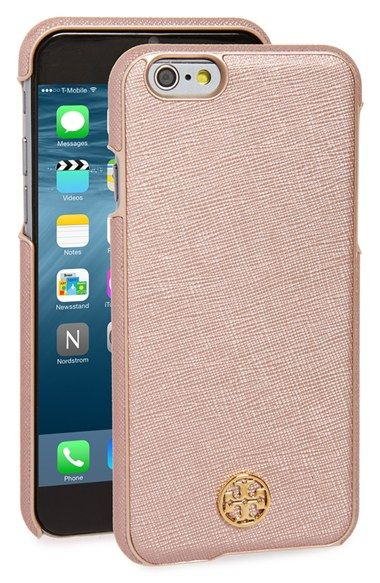 half off 5b8bc e1e7a Tory Burch 'Robinson' iPhone 6 & 6s Case available at #Nordstrom ...