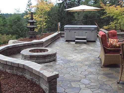 landscape patios. Hedahl Landscape Patios Walkways Driveways Retaining Walls Fireplaces O