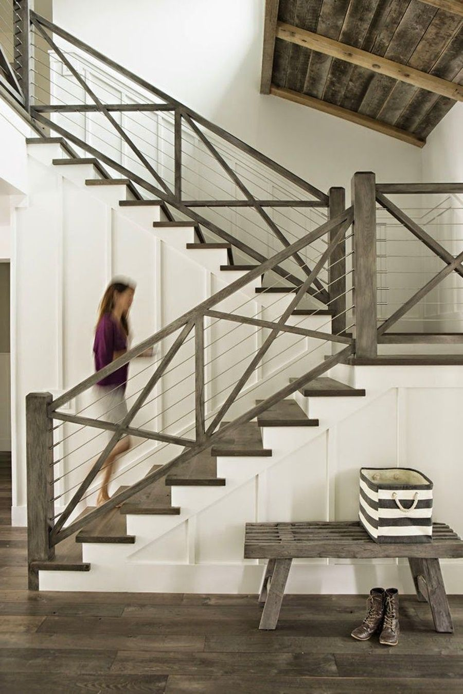 Best This Image Is About The Advantages Of Cable Stair Railing 400 x 300