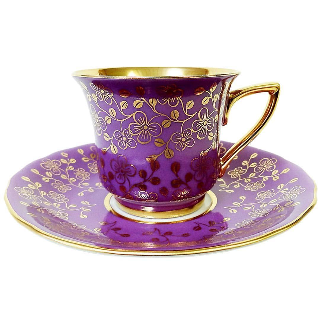 Leander Porcelain Coffee Cup Tazas