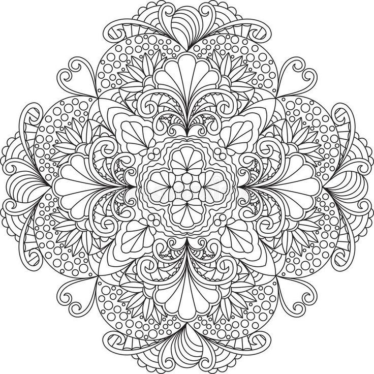 Pin On Ausmalbilder Mandala