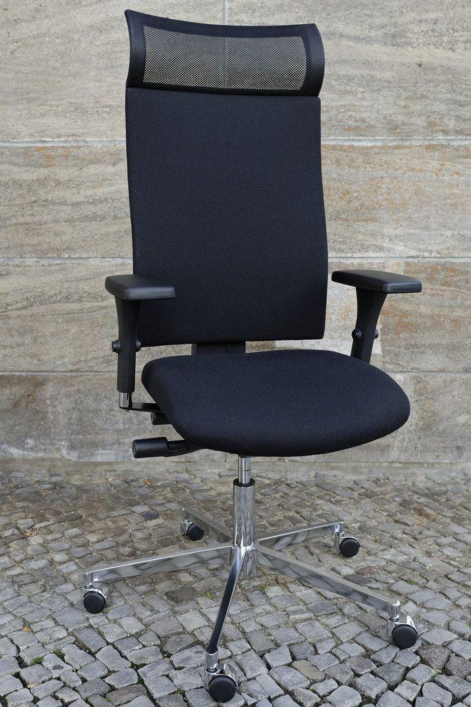 SMOOVE heißt er. Ein wundervoller Bürostuhl. Bequem und ergonomisch. Ein sagenhaftes Sitzgefühl. Nur hier: www.derdrehstuhl.de
