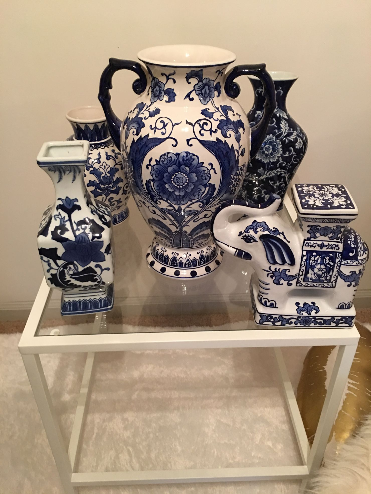I M A Sucker For Ginger Jars And By Showcasing Them In A  # Muebles Jesus Blanca