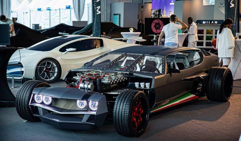 Šialená V12 Lamborghini Espada beštia: Cena 671 500 €