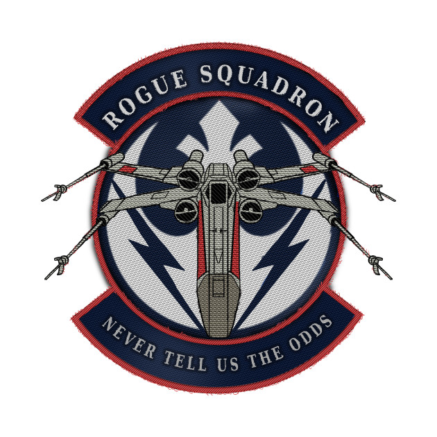 Rogue Squadron Patch Star Wars T Shirt Teepublic Star Wars Patch Rogue Squadron Star Wars Art
