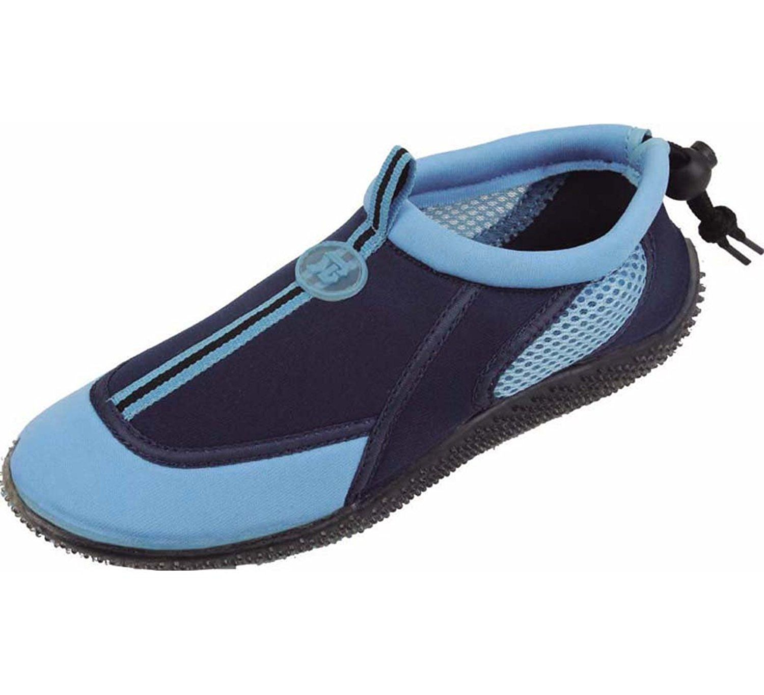 S2905 Women's 4 Colors Water Shoes Aqua Socks Slip on Athletic Pool Beach Surf Yoga Dance Exercise