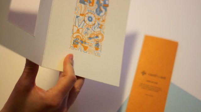 Must Do This So Awesome Card To Art Intro By Card To Art Card To Art Is Truly Simple And Truly Original Th Cards Letterpress Greeting Cards Stamped Cards