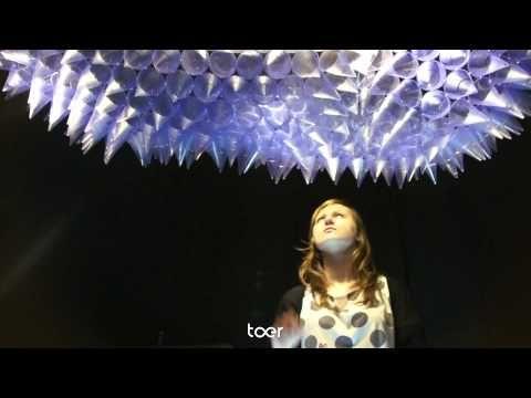 Toer - Fiet - interactive light object