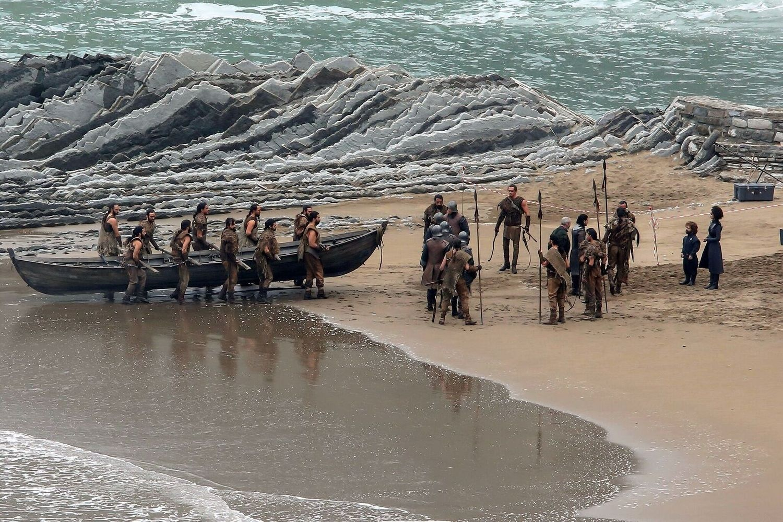 Filming Kicks Off In Zumaia Major Spoilers Leak Out Despite Tight