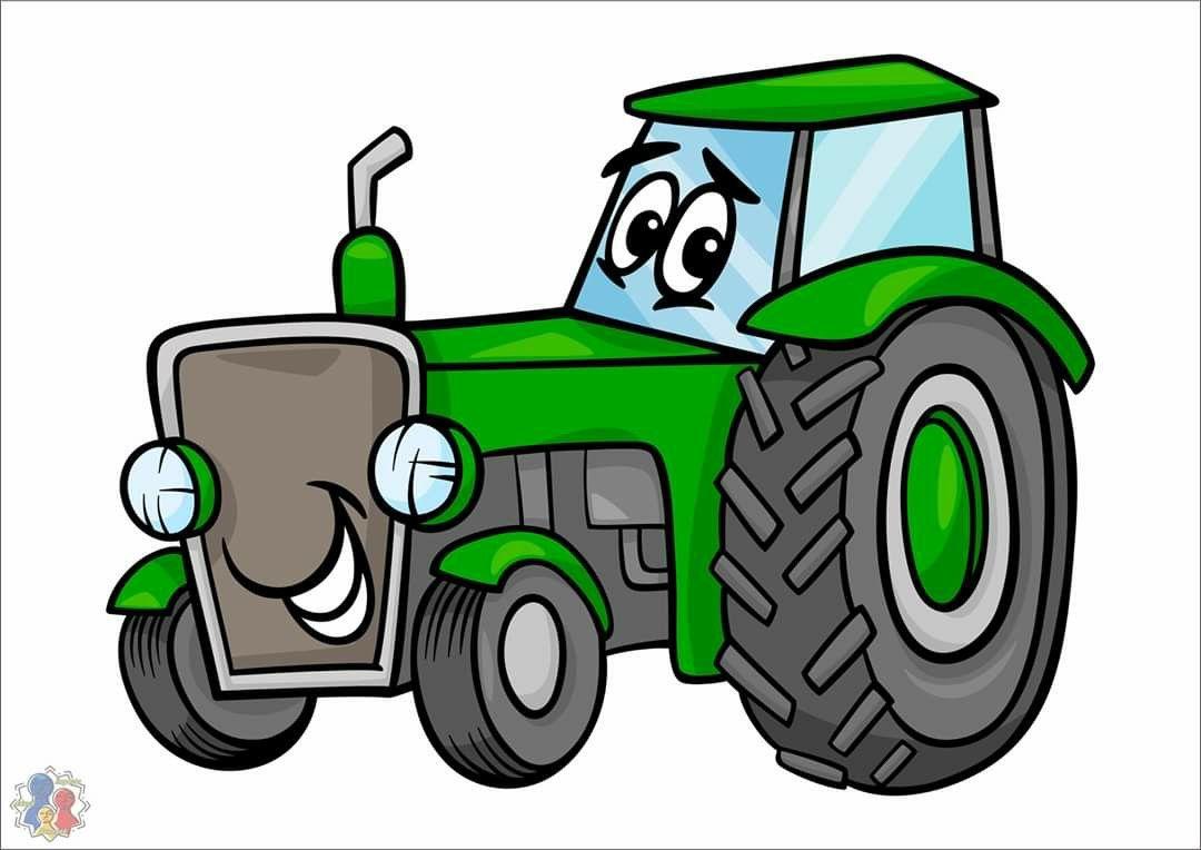 Pin De Mari Robu En Terestru Transportation Preschool Activities Tractor Tractor Dibujo Ilustraciones De Dibujos Animados
