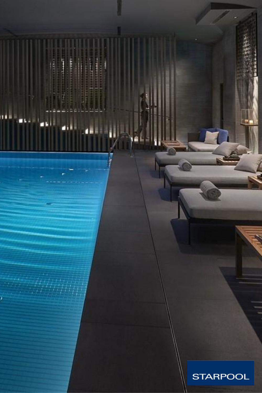 Luxury Indoor Swimming Pool