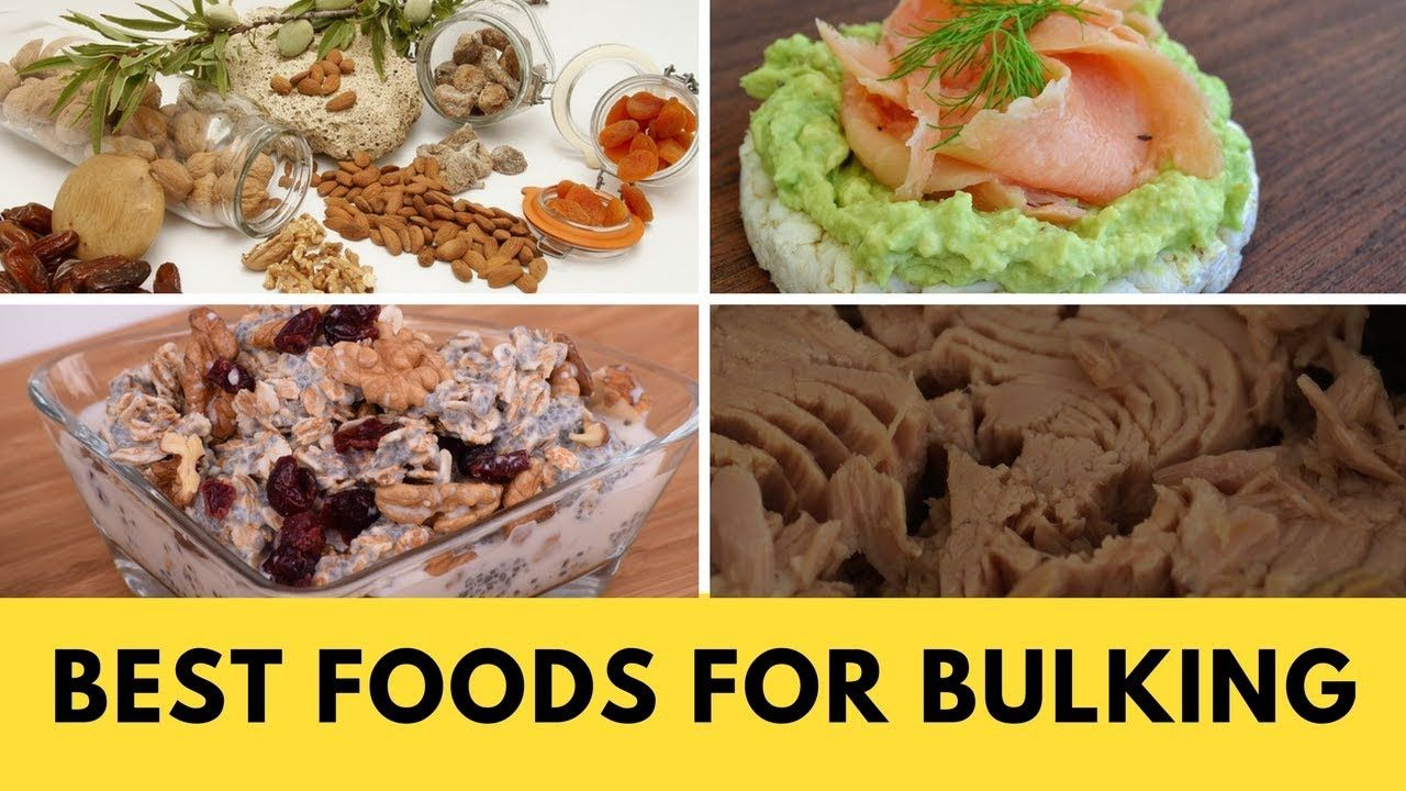 Best Foods For Bulking   Best foods for bulking. Food. Good food